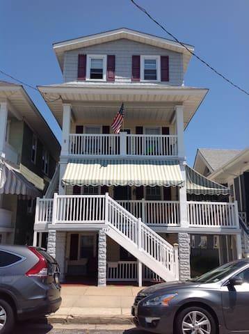 2BR, sleeps 6, close to beach - Ocean City - Lägenhet