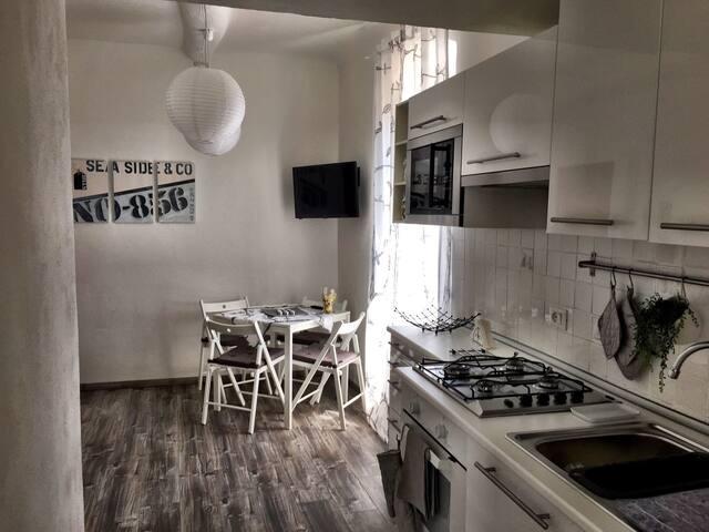 Graziosa Appartamenti (N1) Portovenere- 5 Terre - La Spezia - Daire