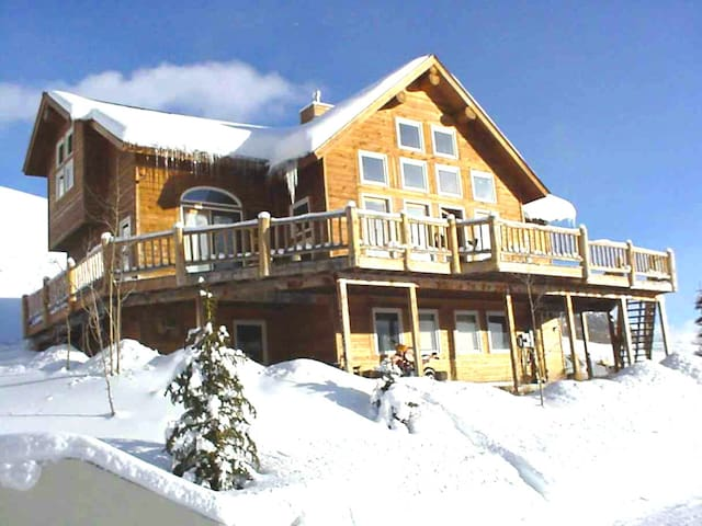 ski in/ski out, year round views - Mount Crested Butte - Casa