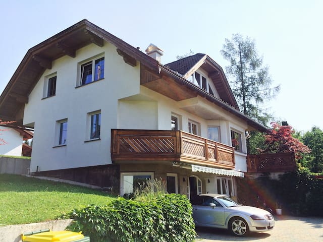 Cosy apartment, quiet area of Bled - Bled - Haus