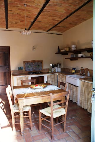 Cosy apartment  DeQuDa countryhouse - Mosciano Sant'Angelo - Casa