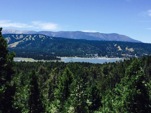 Snow Lake Lodge  Big Bear Lake - Big Bear Lake - Apartamento
