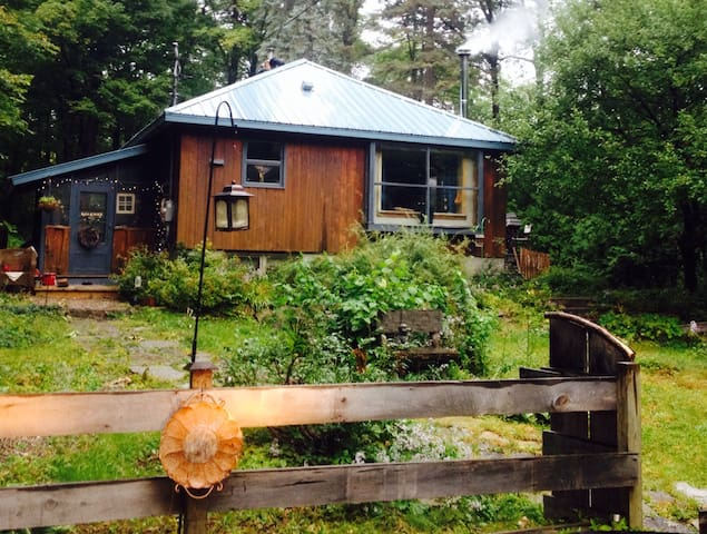 Charming rustic tree nested home! - Chelsea - Talo