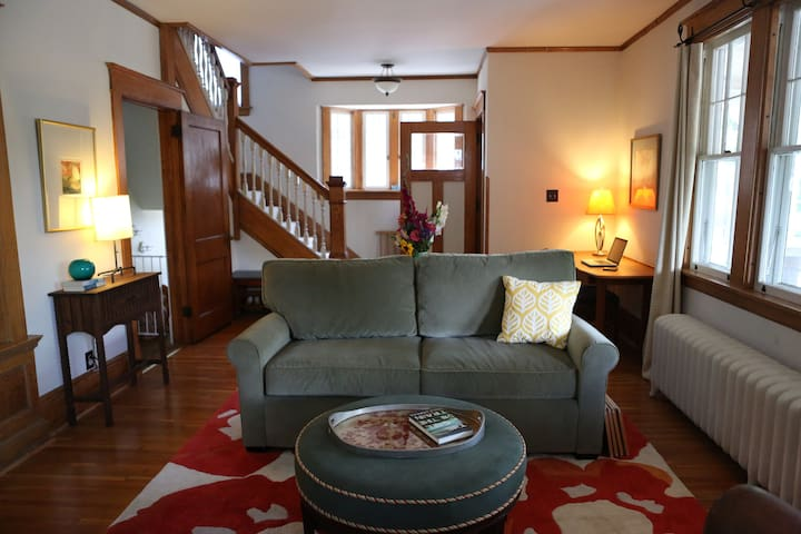 Historic Home / Upscale Crocus Hill - St Paul - Casa