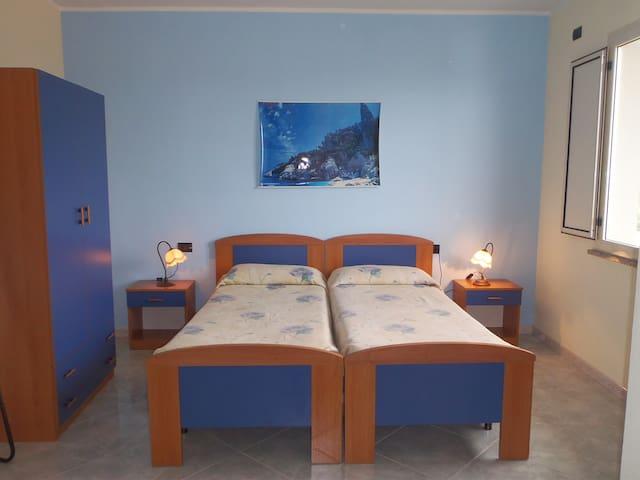 Camera Comfort con Vista Mare - Ilbono - Appartement