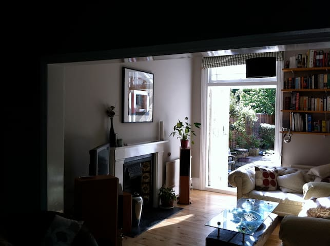 West London: Lovely Victorian Home, Double Bedroom - ロンドン - 一軒家