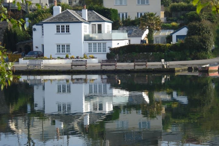 CREEKSIDE B&B with views - Mylor Bridge, Falmouth - Mylor Bridge - Bed & Breakfast