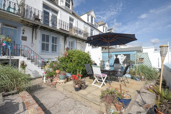 Delightful, cosy cottage home leading onto beach. - Lower Largo - Appartement