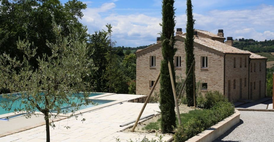 The Cherry Houses, apt Monterosa - Monterubbiano - Appartement