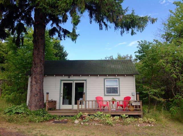 Cozy Lake View Cabin - Bayfield - Casa de campo