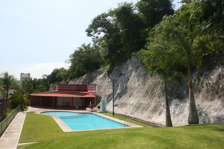Relaxation and Tourism in Xochitepec,  Morelos. - Xochitepec - Condomínio