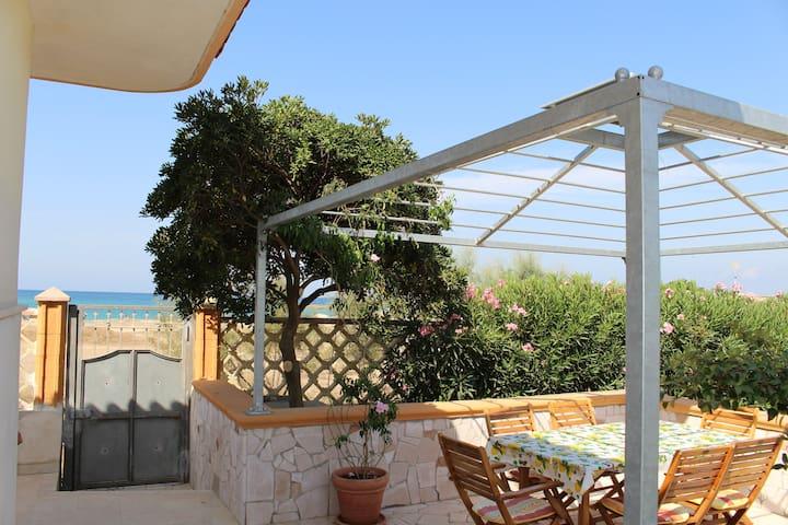 Ferienhaus in Traumlage in Apulien - Sant'Isidoro