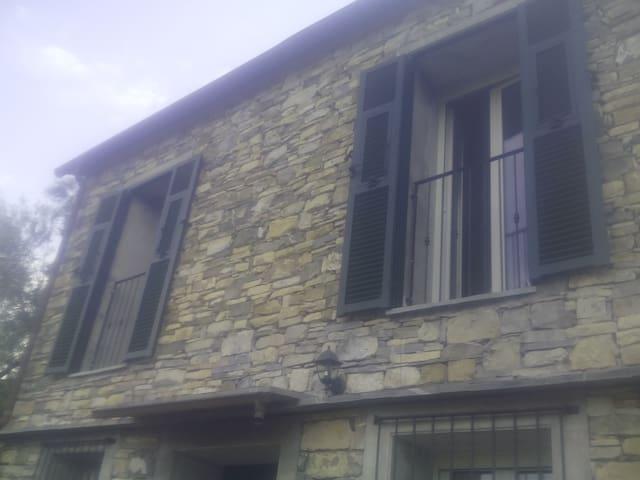 ulivi di Santa Lucia piano 1 - Diano Castello