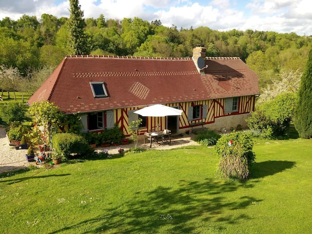 Peaceful Retreat in Rural Normandy - Le Mesnil-Germain - Ev