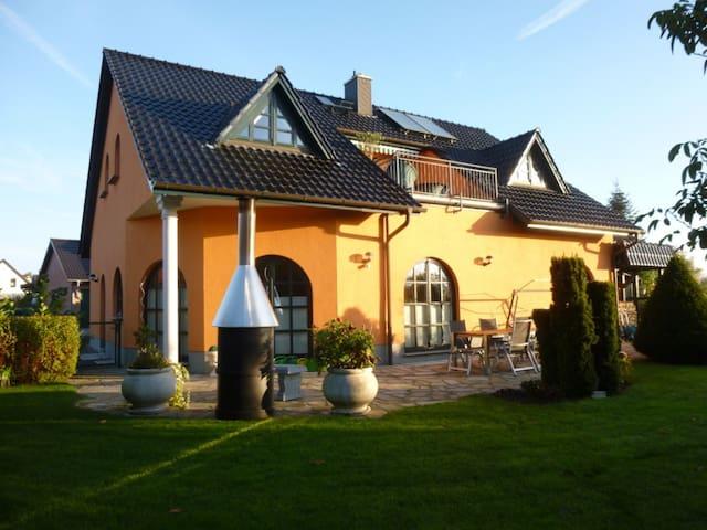Einfamilienhaus/Villa am Inselsee - Güstrow - 別墅