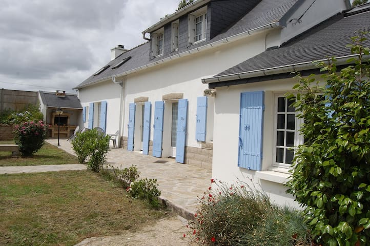 maison bretonne - Châteauneuf-du-Faou