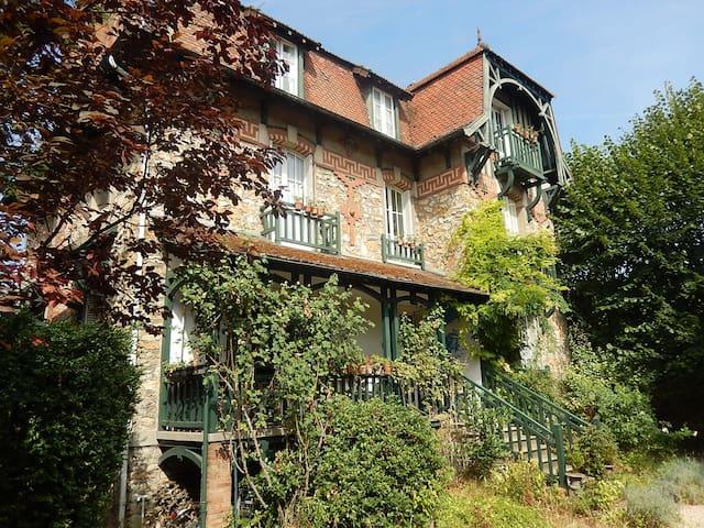 LE QUAI DES NOUES - Montereau-Fault-Yonne - Oda + Kahvaltı