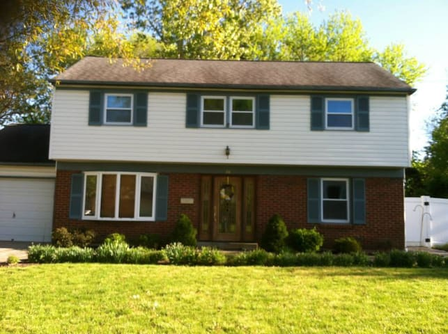 Home for Papal visitors! Reduced!! - Evesham Township - Huis