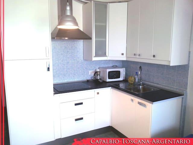 Toscana Argentario - Comodo Monolocale - Capalbio Scalo - Apartment