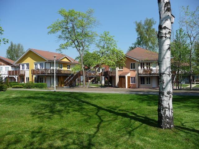 Gäste- und Ferienappartement 25e - Freiberg - Apartamento